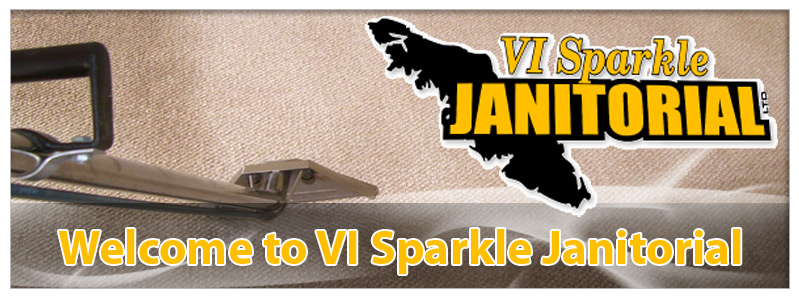 Welcome to VI Sparkle Janitorial